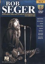 Seger Bob - Guitar Play Along Vol.18 - Guitare