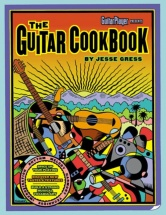 Gress Jesse - The Guitar Cookbook