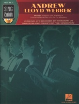 Sing With The Choir Volume 1 Andrew Lloyd Webber - Satb