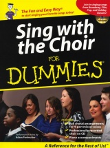 Sing With The Choir For Dummies + Cd - Choral