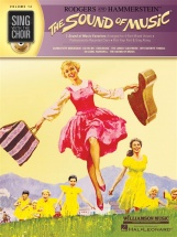 Sing With The Choir Volume 12 The Sound Of Music Chor + Cd - Satb