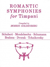 Morris Goldenberg - Romantic Symphonies For Timpani
