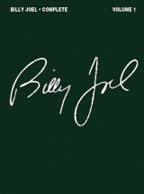 Billy Joel Complete Volume 1 - Pvg