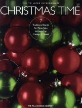 Christmas Time 7 Traditional Carols - Piano Solo