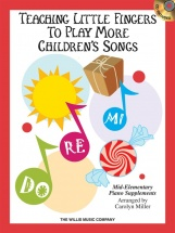 Teaching Little Fingers To Play More Children's Songs + Cd - Piano Duet