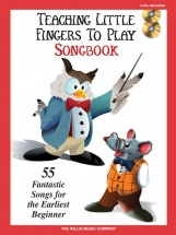 Teaching Little Fingers To Play Songbook + 2cd - Piano Solo