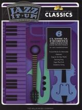 Jazz It Up Classics Mid-intermediate + Cd - Piano Solo