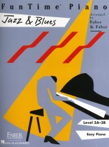 Faber Nancy And Randall - Funtime Piano Jazz And Blues Level 3a-3b - Piano Solo