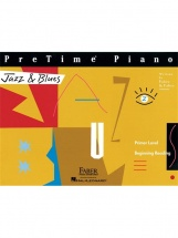 Pretime Piano - Jazz and Blues - Primer Level