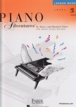 Piano Adventures - Lesson Book - Level 2b