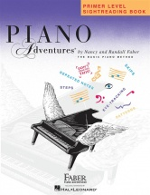 Faber Piano Adventures Sightreading - Primer Level - Piano Solo