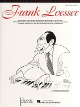Frank Loesser The Frank Loesser Songbook - Pvg