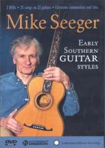 Seeger Mike - Early Southern Guitar Styles (2 Dvd)