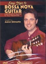Easy Steps To Bossa Nova Guitar A. Gilmartin