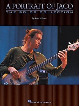 Malone Sean - A Portrait Of Jaco - The Solos Collection - Bass Guitar