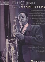 Coltrane John Giant Steps Tenor Sax (complete Album)