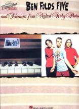 Ben Folds Five - Selections From Naked Baby Photos - Scores