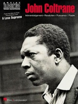 John Coltrane - A Love Supreme - Tenor Saxophone