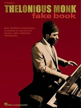 Thelonious Monk Fake Book C Edition - C Instruments