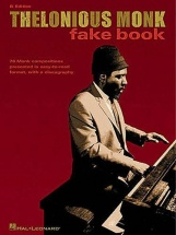 Monk Thelonious - Fake Book - Bb Instruments