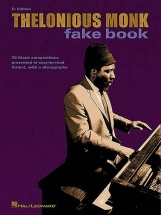 Thelonious Monk Fake Book E Flat Edition Eflt Inst - E Flat Instruments