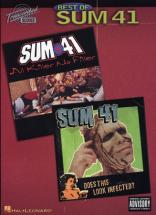 Sum 41 - Best Of - Scores