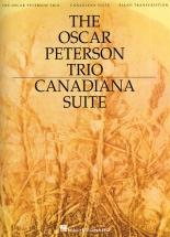 Peterson Oscar Trio Canadiana Suite 2nd Ed Artist Transcriptions - Piano Solo