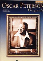 Peterson O. - Originals Leads Sheets & Piano