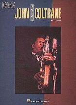 Coltrane John Solos Sax  Art.trans.tenor