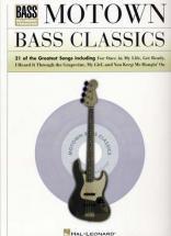 Motown Bass Classics 21 Songs - Bass Tab