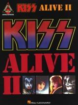 Kiss Alive Ii Guitar Recorded Version - Guitar Tab