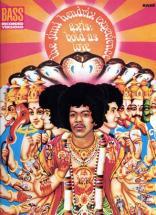 Hendrix Jimi - Axis Bold As Love - Bass Tab