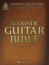 Acoustic Guitar Bible - Guitar Recorded Version