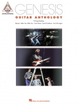 Genesis Guitar Anthology - Tab