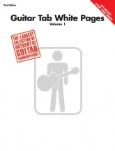 White Pages Vol.1 2nd Edition - Guitar Tab
