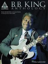 The B.b. King Anthology - Guitar Tab