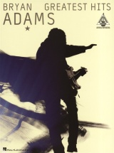 Adams Bryan Greatest Hits Guitar Recorded Version - Guitar