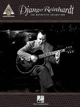 Reinhardt D. - Definitive Collection Guitar Tab