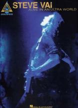 Vai Steve - Alive In An Ultra World - Guitar Tab