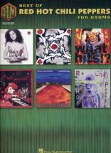 Red Hot Chili Peppers Best Of For Drums