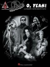 Aerosmith O Yeah! Ultimate Aerosmith Hits Guitar Rec Version - Guitar Tab