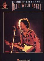 Hendrix Jimi - Blue Wild Angel - Guitar Tab