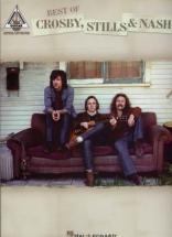 The Best Of Crosby, Stills & Nash - Guitar Tab