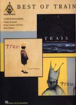 Train - Best Of - Guitar Tab