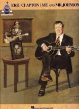 Clapton Eric - Me & Mr.johnson - Guitar Tab