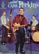 Perkins Carl - Best Of - Guitare Tab
