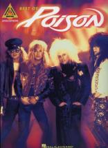 Poison - Best Of - Guitar Tab