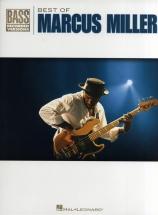 Miller Marcus - Best Of - Basse Tab