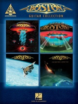 Guitar Recorded Versions Boston Guitar Collection - Voice