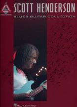 Henderson Scott - Blues Guitar Collection Tab